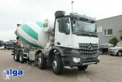 Camion béton toupie / Malaxeur occasion Mercedes 4142 Arocs 8x4 Imer 12m³, 4-Achser