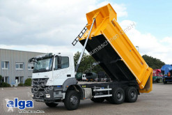 Camion Mercedes 3340 K Axor 6x4, mulde 20m³, Stahl, Export multibenne occasion