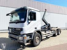 Camión Mercedes Actros 2644 L 6x4 2644 L 6x4 Klima/eFH. Gancho portacontenedor usado