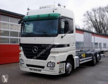 Camion Mercedes Actros Mercedes Actros 2536 BDF-Aufbau mit Dhollandia LBW BDF usato