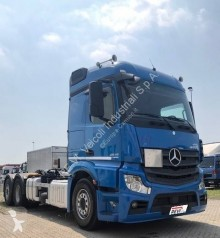 Mercedes Actros 2545 truck used hook arm system