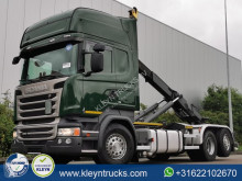 Used hook arm system truck Scania R 450