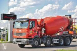 camion Renault LANDER 380 DXI / CEMENTMIXER 9 M3 / EURO 5 /