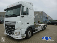Camion multibenne DAF XF 105.460/6x2/Abroller/Gergen GRK 21/70/AHK