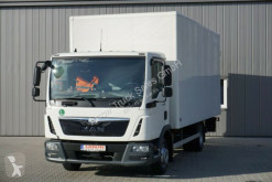 Camion fourgon occasion MAN 8.180-Automatik-Mo.bremse-Kame Reif