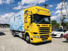 kamion chladnička Scania