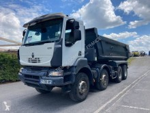Camion Renault Kerax 450 benne TP occasion