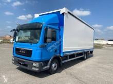 Камион MAN TGL 12.250 подвижни завеси втора употреба