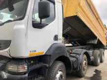 Camion Renault Kerax 520 DXI benne occasion