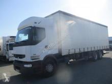 Renault Premium 370.26 S truck used tautliner