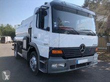 Used oil/fuel tanker truck Mercedes Atego 1218