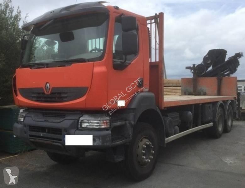 Voir les photos Camion Renault Kerax 410 DXI