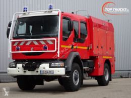 Camion Renault Midlum 220 DCI pompiers occasion