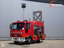 Camion pompiers Iveco Tector 80E17