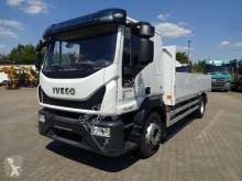 Camión caja abierta teleros usado Iveco 180E320 Pritsche *L 5,38m* EUR 6
