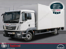 Used box truck MAN TGL 12.220 4X2 BL - Top-Angebot