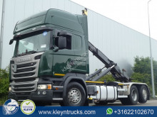Camion Scania R 450 polybenne occasion
