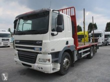Camion DAF CF85 460 transport buşteni second-hand