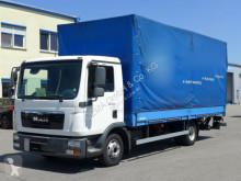 MAN TGL 8.180*Euro 5*LBW MBB*Bordwände*Edscha*8.220* truck used tarp