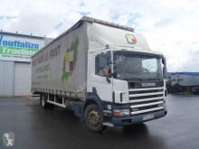 Camion Scania D rideaux coulissants (plsc) occasion