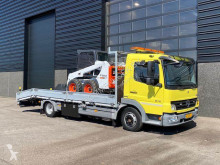 Nc LKW Maschinentransporter Mercedes-Benz Atego 816 | Machine / Car transport