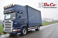 Camião cortinas deslizantes (plcd) Scania R 420