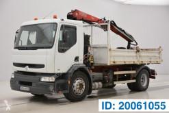 Renault tipper truck Premium 210