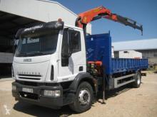 Camión Iveco Eurocargo 180E28 caja abierta estándar usado
