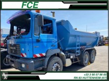 Camion MAN F2000 benne occasion