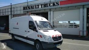 Camión Mercedes Sprinter 411 CDI furgón usado