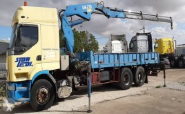 Renault Premium 385.26 truck used standard flatbed