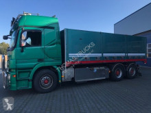 Camion Mercedes Actros 2560 bi-benne occasion