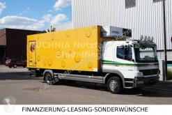 camion Mercedes Atego 1229L L-Haus Tiefkühlkoffer 6,9m LBW TOP