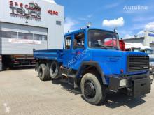 Camion benne Iveco Magirus 160-230,3xTipper, Full Steel 4x4,V8 engine
