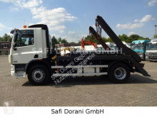 Camión volquete usado DAF CF65.250 Absetzkipper HYVALIFT 4x2