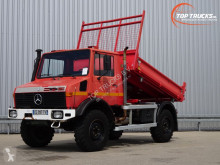 ciężarówka wywrotka trójstronny wyładunek Unimog