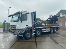 Mercedes Actros 4141 truck used flatbed