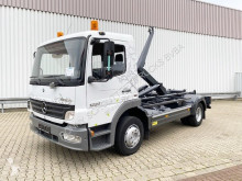 Mercedes Atego 1222 4x2 1222 4x2 City-Abroller truck used hook arm system
