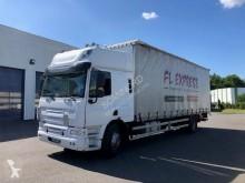 Camião DAF CF65 65.300 cortinas deslizantes (plcd) usado