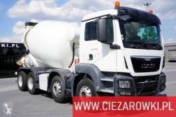 Камион бетон миксер втора употреба MAN TGS 32.360