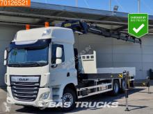 Camión DAF CF caja abierta nuevo