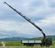 Mercedes Actros 4141 LKW gebrauchter Kipper/Mulde