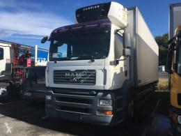 Camion MAN TGA 18.320 frigo multi température occasion