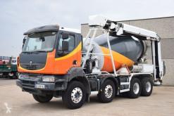 Camión hormigón cuba / Mezclador Renault Kerax 410 DXI