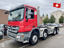 Camion benne Mercedes actros 3244