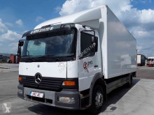 Camion Mercedes Atego 1217 fourgon occasion