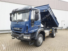 Iveco Eurocargo ML110 E 25 W 4x4 ML110 E 25 W 4x4 Meiller-Kipper truck used three-way side tipper