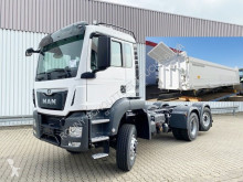 MAN TGS 28.510 6x4-4 BL 28.510 6x4-4 BL, Hohe Bauart, Intarder, Lenk-/Liftachse truck new three-way side tipper