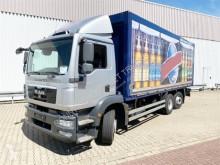 Camion furgone MAN TGM 22.290 6x2-4 LL 22.290 6x2-4 LL Getränkewagen, Lenkachse, LBW BÄR