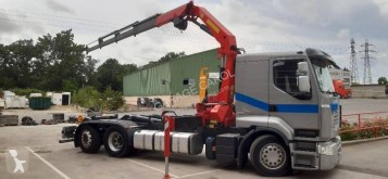 Camion polybenne Renault Premium 450 DXI